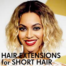 can you get long extensions with a stacked hair cut hair extensions for short hair hair extensions blog hair