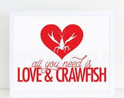 crawfish decorations crawfish boil decorations etsy