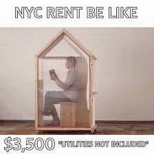 Meme Nyc - accurate depiction of nyc cost of living meme guy