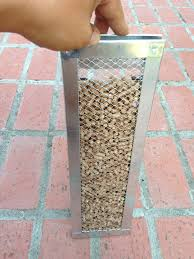Pellet Stoves Home Depot A Diy Smoke Generator Built Using 2 14x6 Foundation Vents Found At