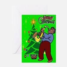 free jazz cards chrismast cards ideas