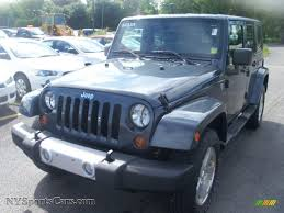 dark blue jeep rubicon 2008 jeep wrangler unlimited sahara 4x4 in steel blue metallic