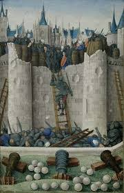 what is the definition of siege warfare arms