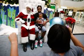 santa claus has many faces races the japan times
