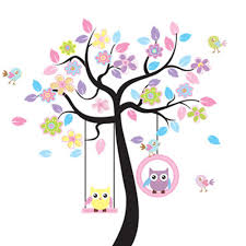 which owl wall stickers to buy in decors