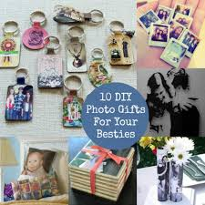 for the besties 10 unique diy photo crafts to chronicle your