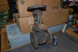 crane 465 1 2 fire main gate valve 4
