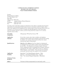 Samples Of Cover Letters For Resumes by District Attorney Investigator Cover Letter