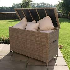 large waterproof outdoor cushion storage box storage decorations