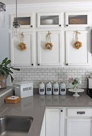 white kitchen cabinets decorating ideas my simple summer kitchen the honeycomb home kitchen