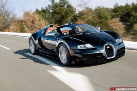 first bugatti ever made bugatti veyron grand sport vitesse world record car review gtspirit