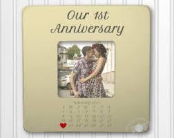 one year anniversary gift for year anniversary gift for boyfriend husband