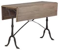 Drop Leaf Console Table Rectangular Drop Leaf Table Hansel Drop Leaf Table