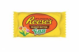 reese easter egg peanut butter easter egg 34g