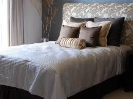 Full Fabric Headboard by Bed Frames Upholstered King Bedroom Set Full Size Platform