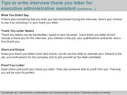 cover letter sample for executive administrative assistant