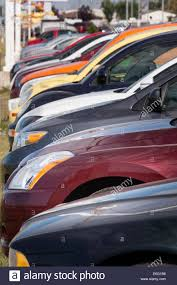 dealership usa used car dealership usa stock photo royalty free image 72881738