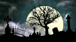 spooky halloween pictures free halloween graveyard cemetery youtube