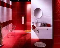 Red White And Blue Bathroom Decor - bathroom design amazing black white red bathroom decor silver