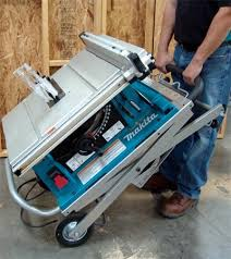 Bosch Table Saw Review by Makita 2705 And 2705x1 Table Saw Review Superb Brake