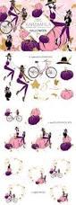 halloween types background halloween witch clipart illustrations creative market