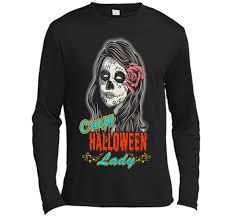 zombie crazy halloween lady t shirt costumes women girls u2013 trend shirt