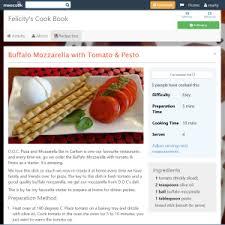 durandal cuisine showcase durandal
