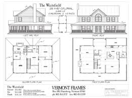 a frame floor plans post beam home plans in vt timber framing floor plans vt frames