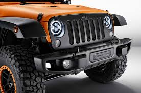 rubicon jeep modified jeep debuts mopar modified suvs in frankfurt