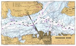 map kentucky lakes rivers tennessee river navigation charts of kentucky lake lake barkley