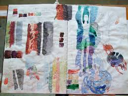 isabella whitworth u2013 a textile sketchbook ideas