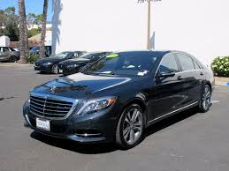 mercedes s class 2015 sedan pre owned 2015 mercedes s class s 550 sedan in santa barbara