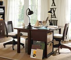 Office Dining Room Pottery Barn Bedford Office Furniture Layout And Design Ideas