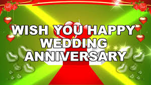 Wedding Day Greetings Happy Marriage Anniversary Wedding Anniversary Greetings