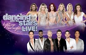 dwts light up the night tour dancing with the stars live light up the night