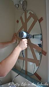 How To Remove Bathroom Mirror Best 25 How To Remove Mirror From Wall Ideas On Pinterest