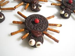 halloween edible black widow spiders how to make halloween