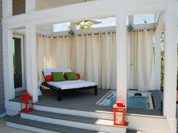 extra long outdoor curtain rods