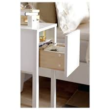 Small White Bedside Table Small Bedside Table Cheap Ikea Nordli Bedside Table On The Hidden
