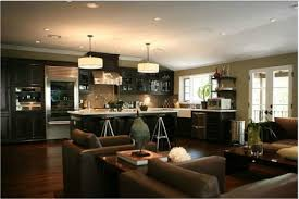 open floor plan living room furniture arrangement kitchen family room combination layout pictures of small living room