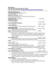 Resume Samples Higher Education by Bar Work Duties Cruise Ship Waiter Sample Resume Shift Leader Job