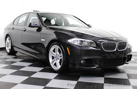 bmw 5 series m sport package 2013 used bmw 5 series certified 535i m sport package navigation