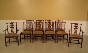 hickory dining room chairs made by hickory chair