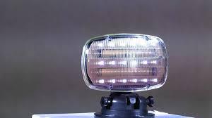 magnetic battery operated led lights led strobe light battery powered adjustable locking magnet base