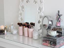 Clear Vanity Table Clear Makeup Vanity Table Home Design Ideas
