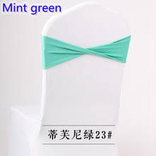 Chair Sashes For Sale Popular Mint Chair Sashes Buy Cheap Mint Chair Sashes Lots From
