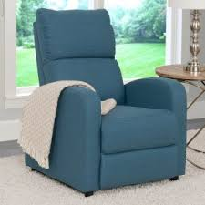 Fabric Recliner Chair Fabric Recliners Hayneedle