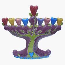 ceramic menorah ceramic menorah 3 menorah hanukkah and hanukkah menorah