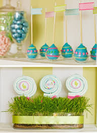 Easter Party Table Decorations by Spring And Easter Party Ideas Anders Ruff Custom Designs Llc