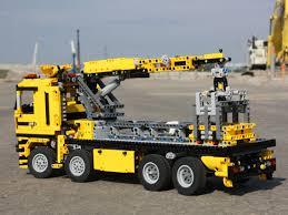 lego technic 2017 cranetruck 42009c